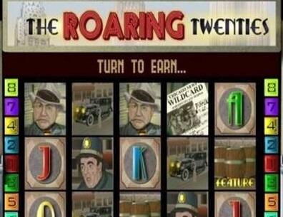 The Roaring Twenties Slot in Detail Online